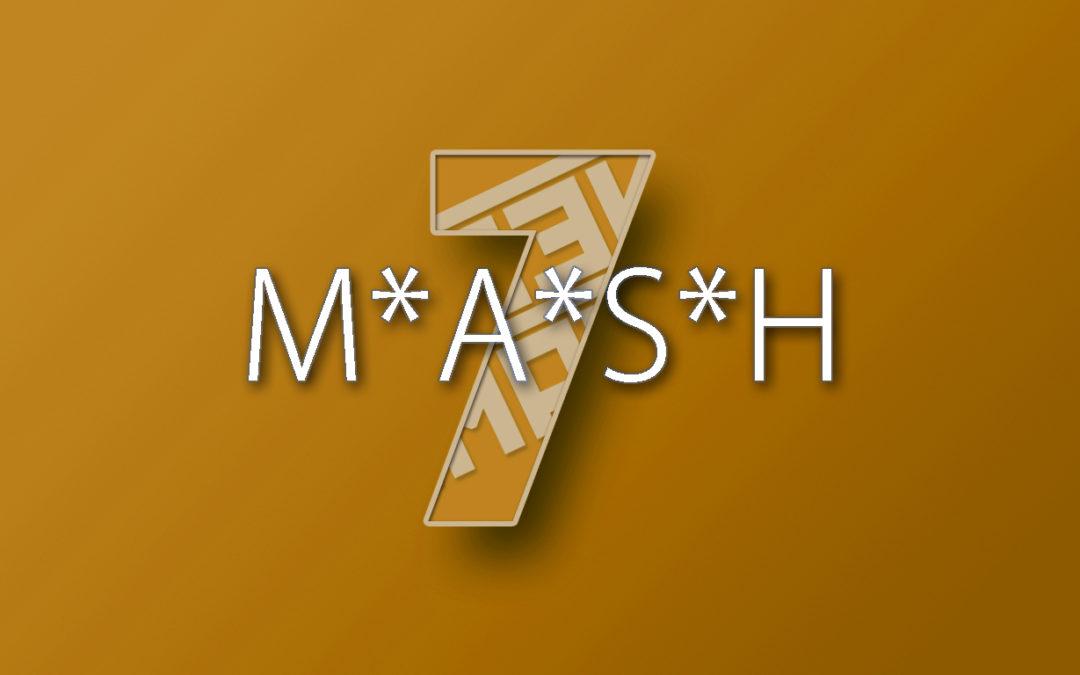MASH #4