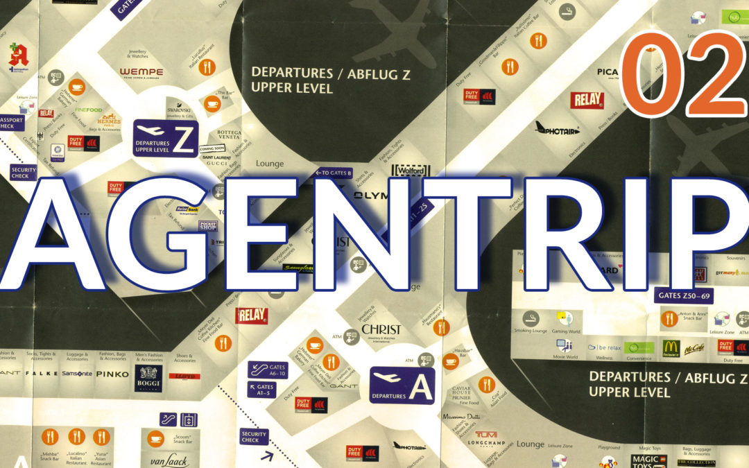 AgenTrip /// 02