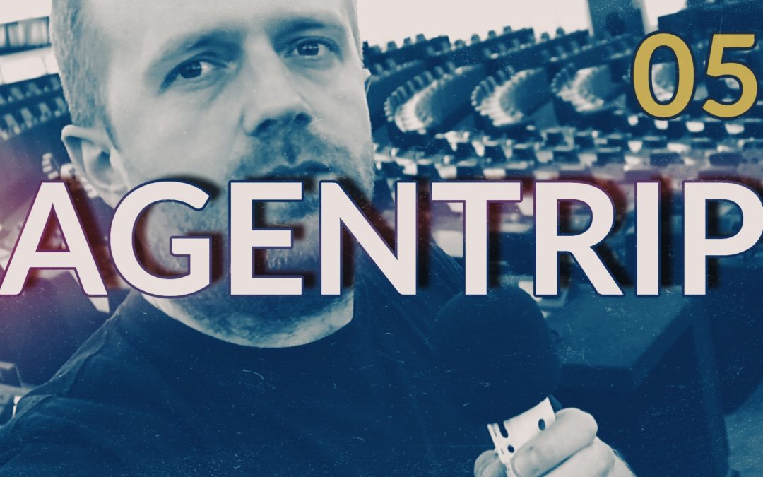 AgenTrip /// 05 – Koloseum Demokracji