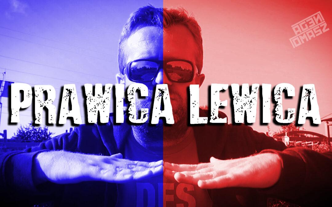 Podział lewica – prawica MA SENS
