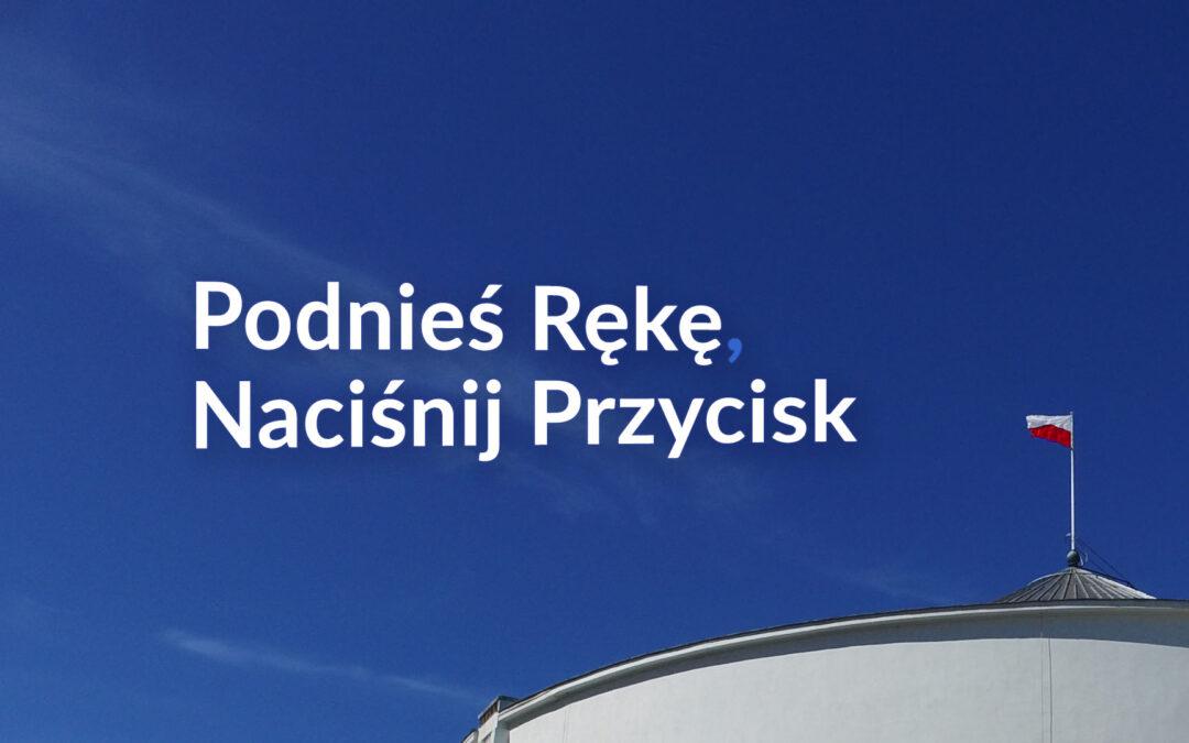 Dokument o Polskim Sejmie już jest!